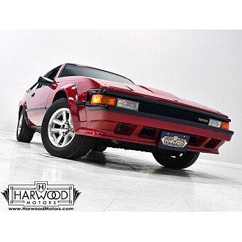 1985 Toyota Supra for sale 101278932