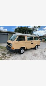 1985 Volkswagen Vanagon Camper for sale 101051805