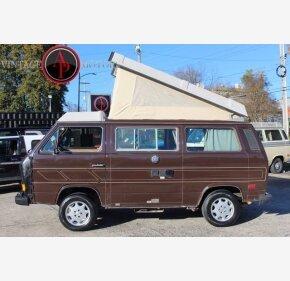1985 Volkswagen Vanagon GL for sale 101401048