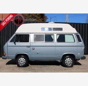 1985 Volkswagen Vanagon for sale 101450809