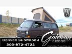 1985 Volkswagen Vanagon Camper for sale 101495340