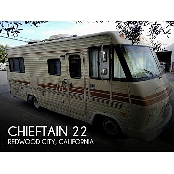 1985 Winnebago Chieftain for sale 300220178