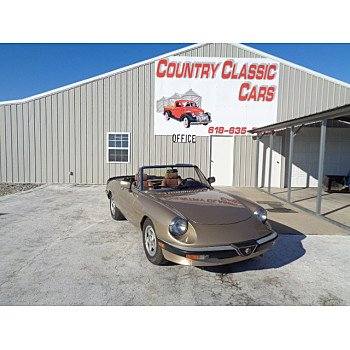 1986 Alfa Romeo Spider for sale 100927341