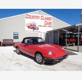 1986 Alfa Romeo Spider for sale 101294902