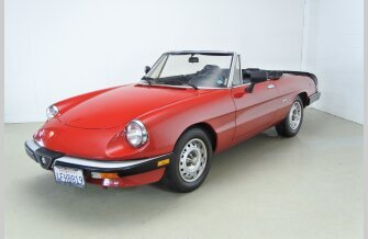 1986 Alfa Romeo Spider for sale 101243258