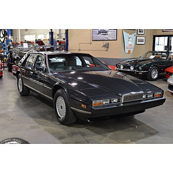 1986 Aston Martin Other Aston Martin Models for sale 101024524