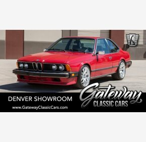 1986 BMW 635CSi Coupe for sale 101330376