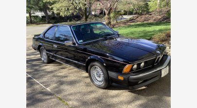 1986 BMW 635CSi Coupe for sale 101502821