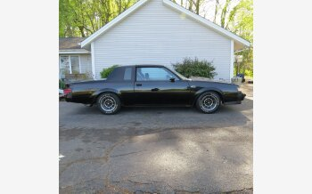 1986 Buick Regal Coupe for sale 101518087
