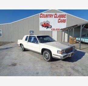 Get 1986 Cadillac Deville