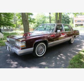 1986 Cadillac De Ville for sale 101373818