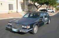 1986 Cadillac Fleetwood Sedan for sale 101057998
