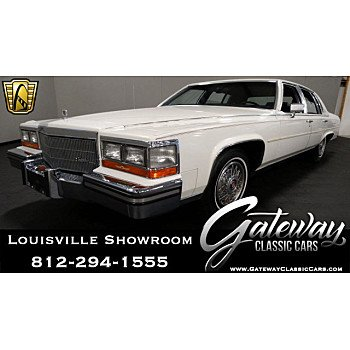 1986 Cadillac Fleetwood Brougham Sedan for sale 101095200