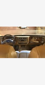 1986 Cadillac Fleetwood Brougham Sedan for sale 101166073