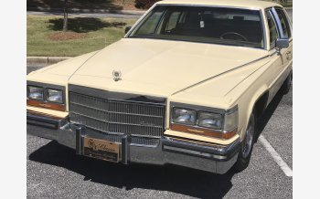 1986 Cadillac Fleetwood Brougham for sale 101329955