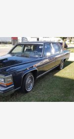 1986 Cadillac Fleetwood Brougham Sedan for sale 101354066