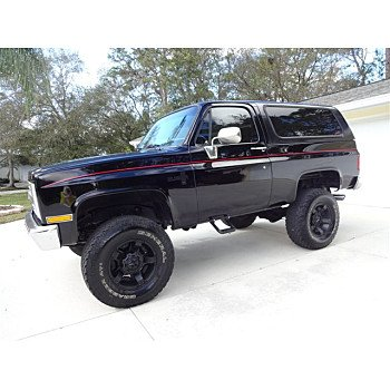 1986 Chevrolet Blazer for sale 100945425