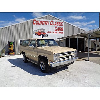1986 Chevrolet Blazer for sale 101009975