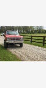 1986 Chevrolet Blazer for sale 101040187