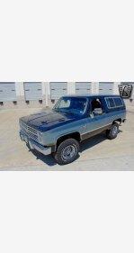 1986 Chevrolet Blazer 4WD for sale 101117666