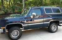1986 Chevrolet Blazer 4WD for sale 101169274