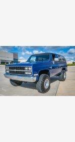 1986 Chevrolet Blazer for sale 101239288