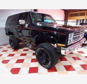 1986 Chevrolet Blazer for sale 101356223