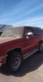 1986 Chevrolet Blazer for sale 101398938
