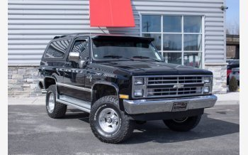 1986 Chevrolet Blazer 4WD for sale 101462834