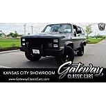 1986 Chevrolet Blazer for sale 101525732