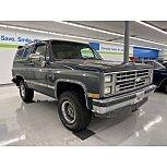 1986 Chevrolet Blazer for sale 101609336