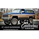 1986 Chevrolet Blazer for sale 101628902