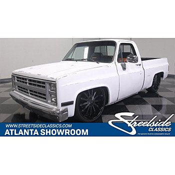 1986 Chevrolet C/K Truck 2WD Regular Cab 1500 for sale 100975626