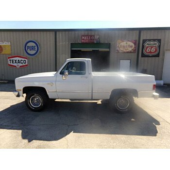 1986 Chevrolet C/K Truck 4x4 Regular Cab 1500 for sale 101111696