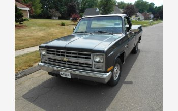 1986 Chevrolet C/K Truck 2WD Regular Cab 1500 for sale 101247362