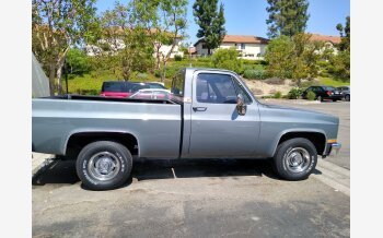 1986 Chevrolet C/K Truck 2WD Regular Cab 1500 for sale 101380759
