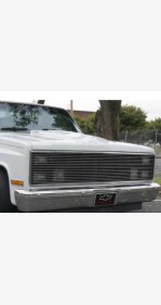 1986 Chevrolet C/K Truck for sale 101118383