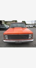 1986 Chevrolet C/K Truck 2WD Regular Cab 1500 for sale 101211239
