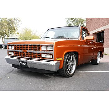 1986 Chevrolet C/K Truck 2WD Regular Cab 1500 for sale 101223645