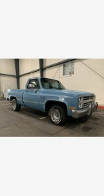 1986 Chevrolet C/K Truck for sale 101276124