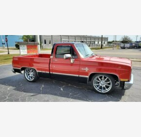 1986 Chevrolet C/K Truck Silverado for sale 101315376