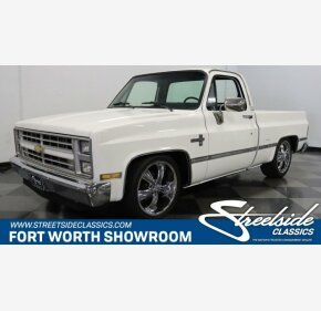 1986 Chevrolet C/K Truck Silverado for sale 101330994