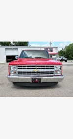 1986 Chevrolet C/K Truck Silverado for sale 101364230