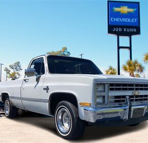 1986 Chevrolet C/K Truck 2WD Regular Cab 1500 for sale 101364280