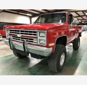 1986 Chevrolet C/K Truck 4x4 Regular Cab 1500 for sale 101365991