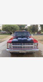 1986 Chevrolet C/K Truck Silverado for sale 101367327