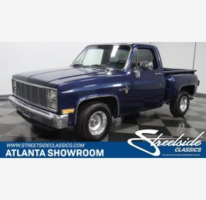 1986 Chevrolet C/K Truck for sale 101369525