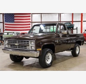 1986 Chevrolet C/K Truck for sale 101371320