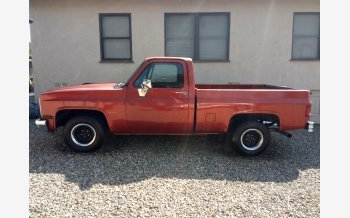 1986 Chevrolet C/K Truck for sale 101388067