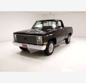 1986 Chevrolet C/K Truck 2WD Regular Cab 1500 for sale 101399172